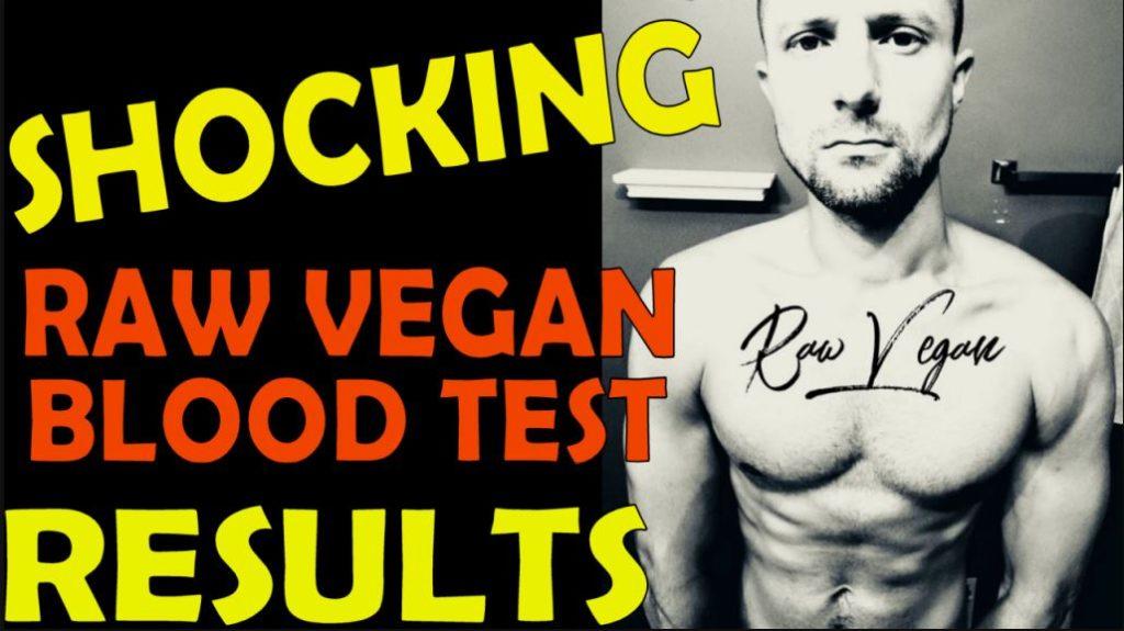7 Year Raw Vegan Blood Test Results